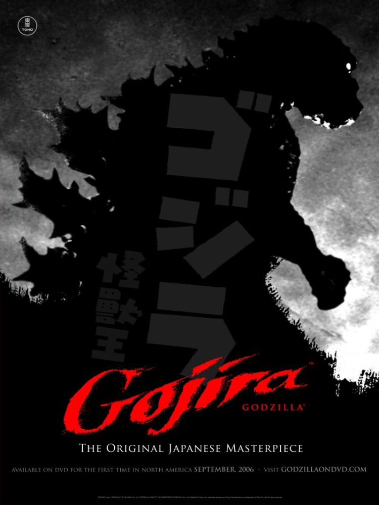 I'm obsessed with Godzilla and I don't know why?